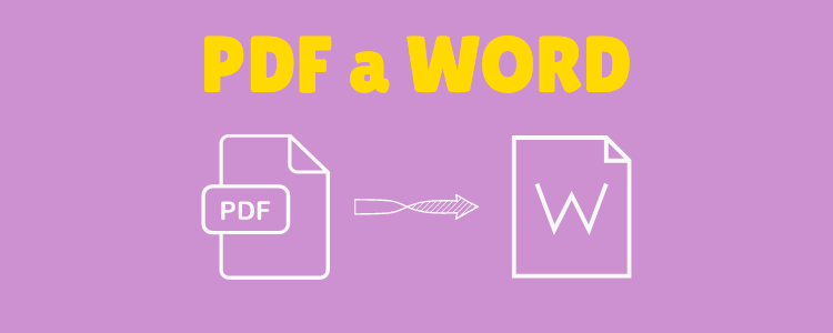PDF a Word