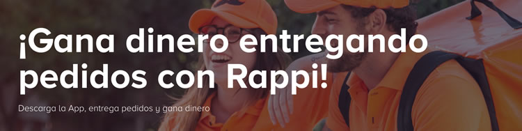Cómo ganar dinero con Rappi