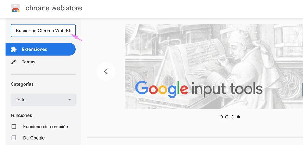 Extensiones de Google Chrome para descargar
