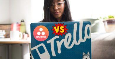 Comparativa entre las apps Asana y Trello