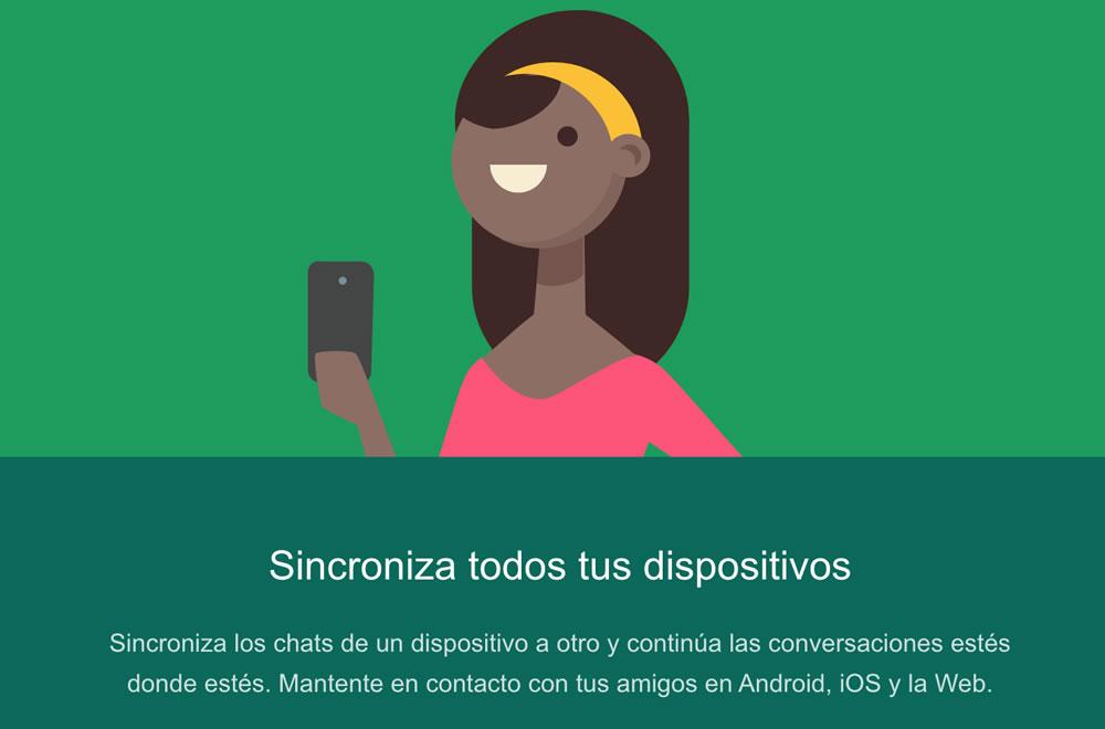 Cómo utilizar Hangouts con IOS y Android