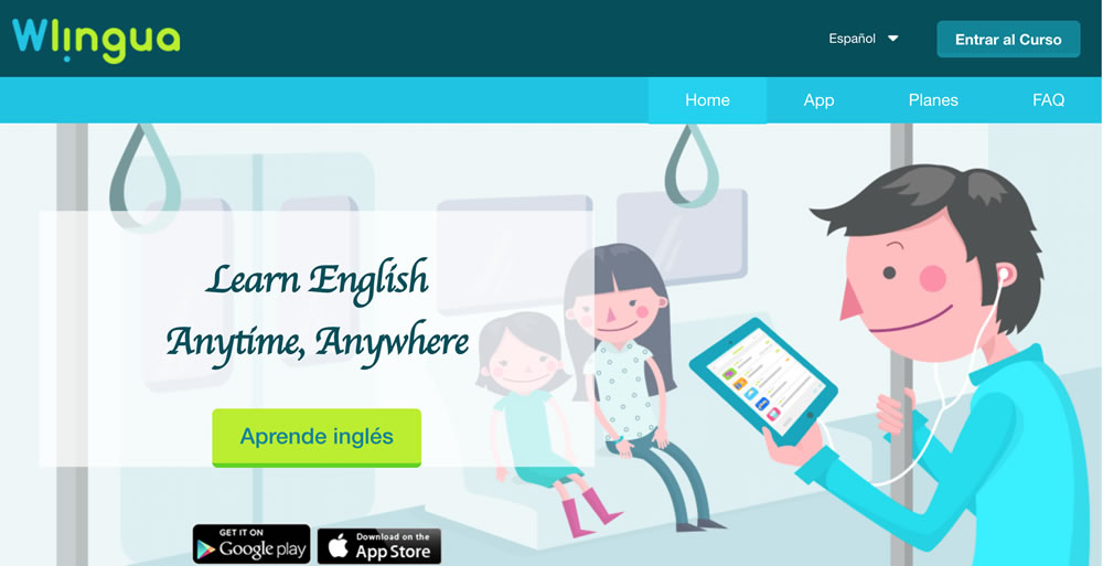 Wlingua - Curso de inglés