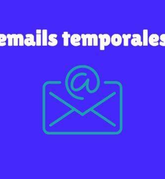 Qué son los emails descartables o temporales