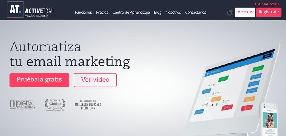 Automatizando tu email marketing con ActiveTrail
