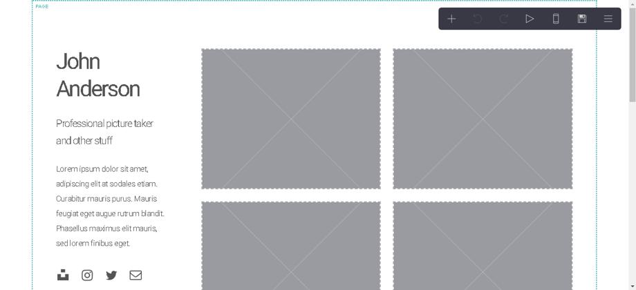 Creando tu sitio web personalizado