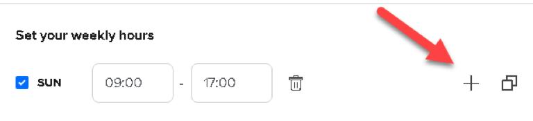 Cómo configurar dos horarios distintos en tu agenda